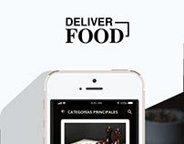Deliver Food