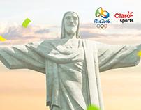 Claro - Copa America Centenario - JJOO Rio 2016 - Hogar