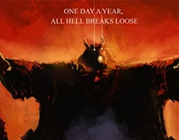 Judgement Day fan poster