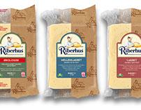 Arla Riberhus - Brand identity