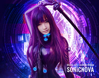 Sonicnova - Album Cover