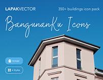 BangunanKu Icons Pack