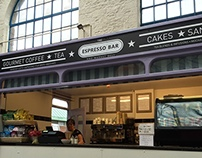 Espresso Bar Signage