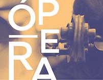 Ópera, por que não? / Identidade Visual