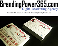 Retail Boutique Shop Postcards - #BrandingPower365