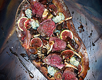 Christmas Pizza for the BEEF! magazine