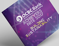 OCBC Achievers Nite 2017 Event Booklet
