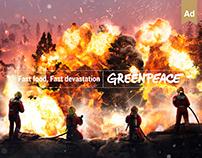 Greenpeace - Fast food, Fast devastation