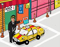 Sahred Toy-Taxi