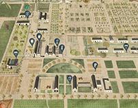 Babylonstoren Garden Map