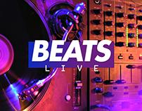 BEATS Live   TV Show GFX