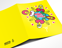 Anistia Internacional | Cartão de Dia das Mães