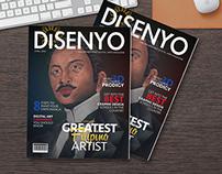 DiSENYO Magazine Cover