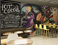 INTERIOR DESIGN | BENTO CAFE