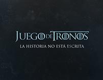 Game of Thrones Documentary - Opener