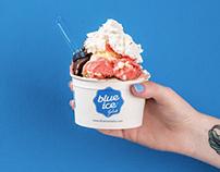Blue Ice | Rebranding