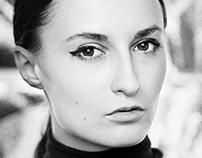 Portrait of Magdalena Gradowska