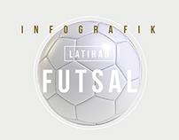 Futsal - Infographic