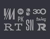Logos & Letters II