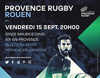 PROVENCE RUGBY 2018