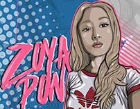 ZOYA PON