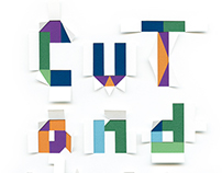 Cover of CUT and PASTE vol.5