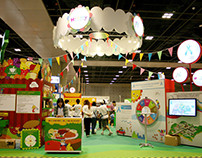 Health & You Exhibition for Health Promotion Board 2014
