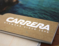 Carrera Brand Smart Book and Marketing Collateral