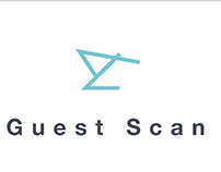 GuestScan Wireframes