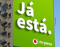 MPESA - JÁ ESTÁ - Concept 2017