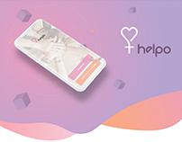 helpo /// MOBILE UX/UI CONCEPT