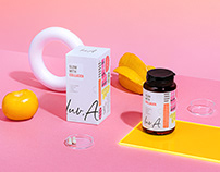 Luv-a Cosmetic Product Shooting