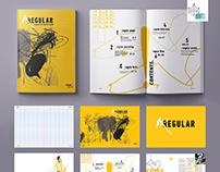 'Irregular Magazine' Concept
