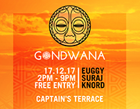 Gondwana Monthly Posters