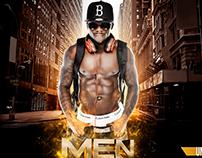 MEN Underwear / Fotomontaje