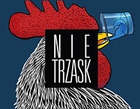 NIETRZASK album cover
