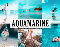 Free Aquamarine Mobile & Desktop Lightroom Preset