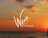Wave Hotel Branding