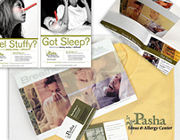 Branding & Marketing Collateral - Healthcare