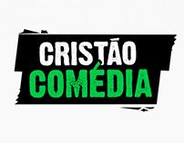 REBRAND AND PRODUCING // CHANNEL CRISTÃO COMÉDIA