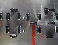 24h Live Stunt for BMW/Repower – FCB Zürich