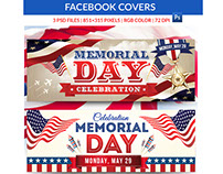Memorial Day Facebook Covers