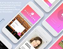 Discover - A Platform for international students