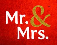Mr. & Mrs.™ - Identity & Branding