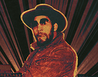 DJ KOOL HERC poster