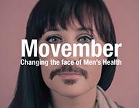 Movember Ad Campaign