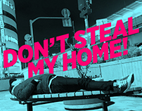 DJ NTK - DON'T STEAL MY HOME!