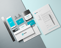 Branding / Identity Mock-up Graphic Template PSD