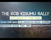KCB - Kisumu Rally 2016