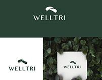 Logo for welltri